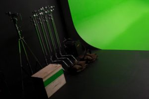 green screen los angeles