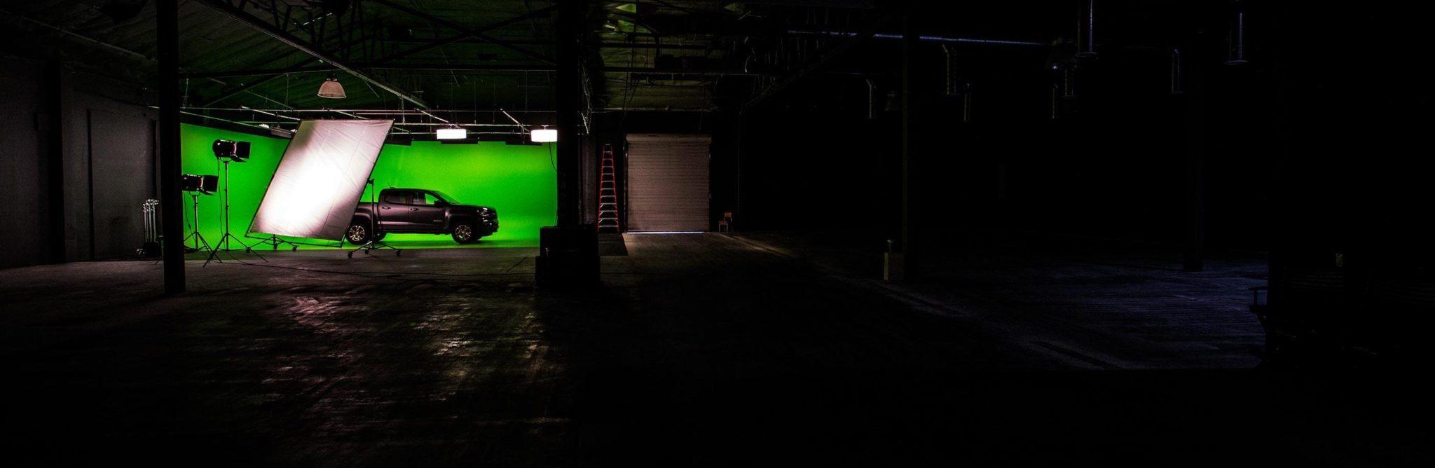 green-screen-creative-space-los-angeles - Police Set LA